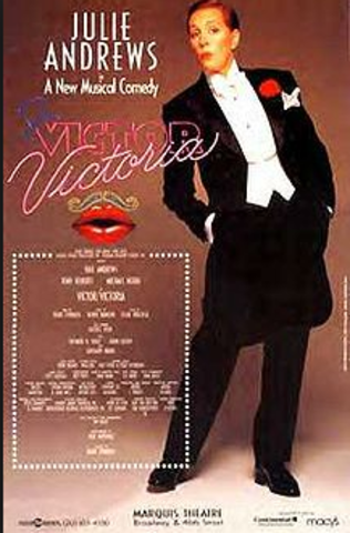 "Stars in ""Victor/Victoria"" on Broadway"