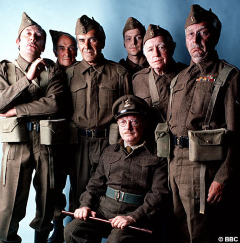 The Local Defence Volunteers (Dad's Army) is created in  Britain. It was later called the Home Guard