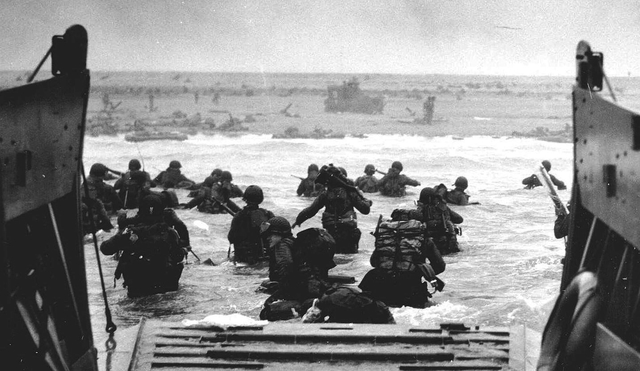 What Were The Landing Craft On D Day Called