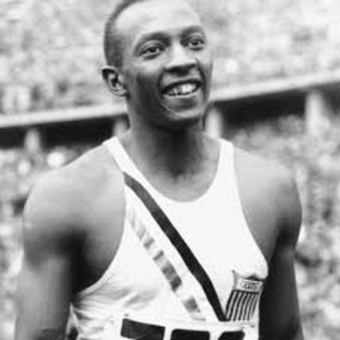 The DEATH of Jesse Owens