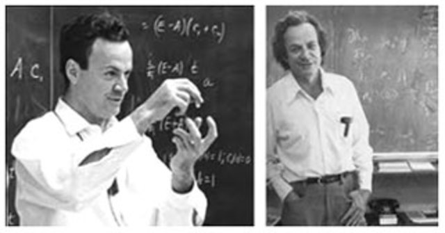 Ричард Фейнман (Richard Feynman)