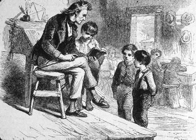 Colonial Punishments For Kids Public Education timel...