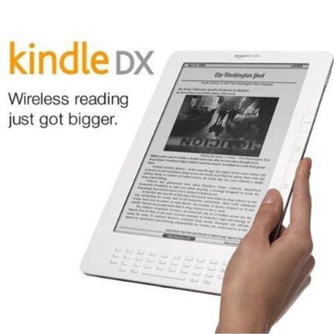 Super Kindle DX launches