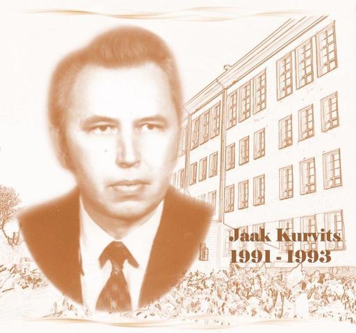 Direktor Jaak Kurvits