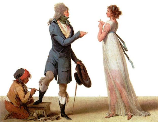 1789 ÉPOCA DE LA REVOLUCIÓN FRANCESA