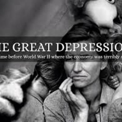 the great depression by Jadarius Lamar Turner timeline