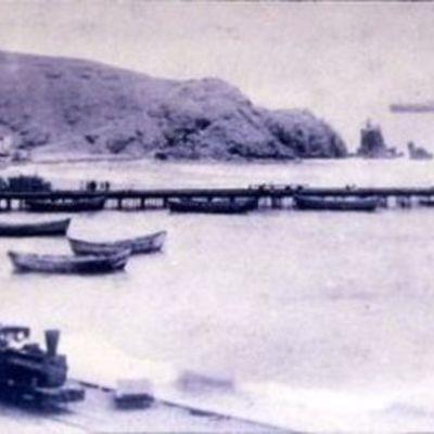 História de Cerro Azul timeline