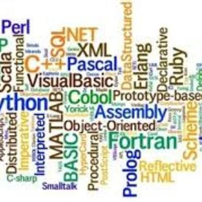 Lenguajes de Programación(Cobol, Fortran, C, C++, Pascal y Java) timeline