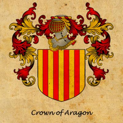 CATALUNYA I CORONA D'ARAGÓ timeline