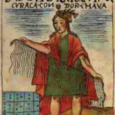 Literatura peruana timeline