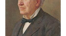 Thomas Edison's Life timeline