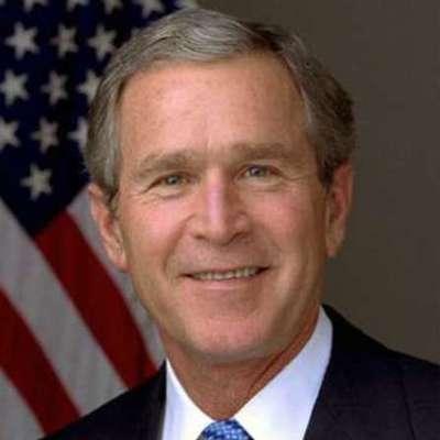 George W Bush JR  timeline