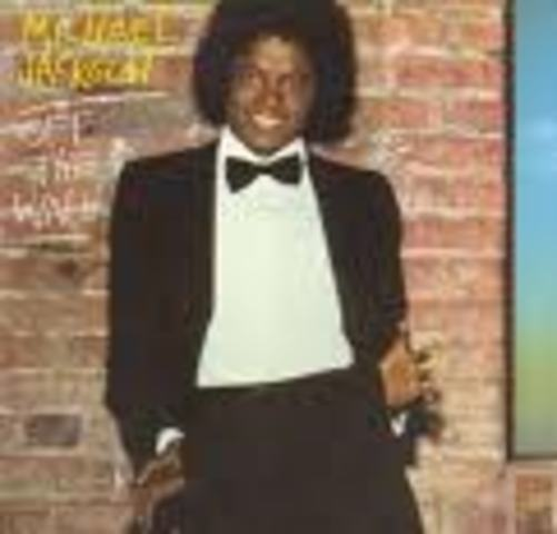 Michael Jackson releases his first solo album!