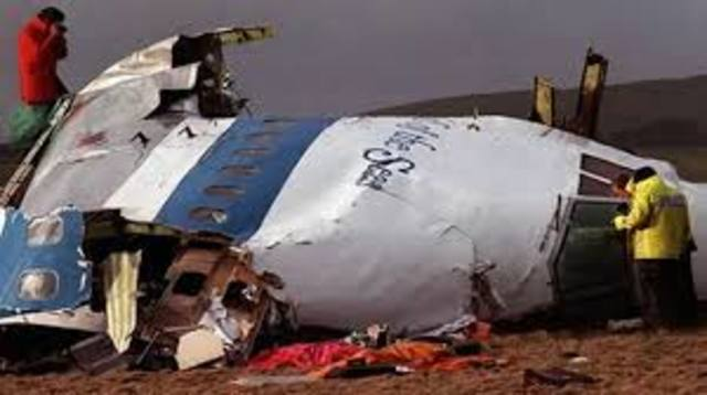 Lockerbie Bombing Accusation
