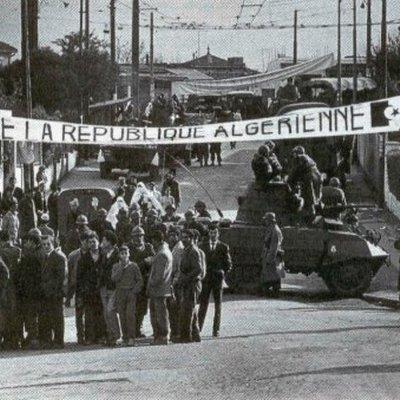 Revolución de Argelia timeline