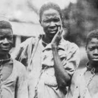 Slavery In The South timeline