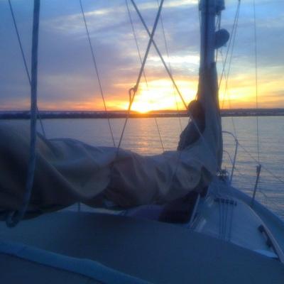 Summer 2010 Boating Trip timeline