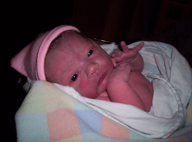 Had second child, Madeline Marie