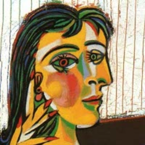 Famous Portraits Paintings Picasso