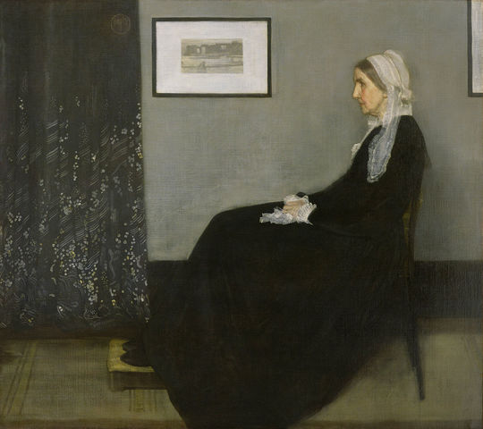 Whistler's Mother - James Whistler