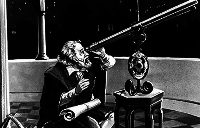 Resultado de imagen para galileo galilei telescopio