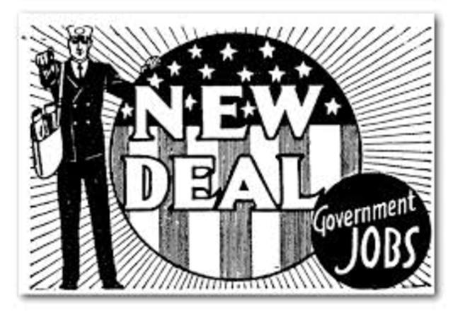 great depression and franklin d roosevelt s new deal The new deal is the name given franklin d roosevelt's plan to help bring the nation out of the great depression of the 1930s.