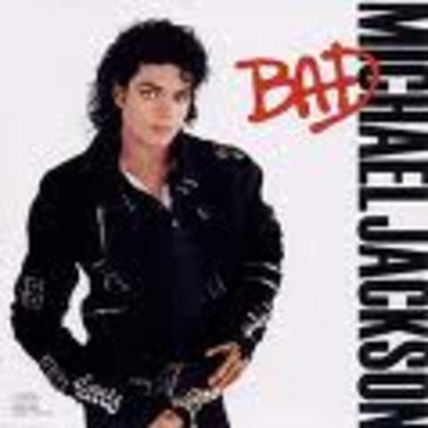 Michael Jackson releases Bad