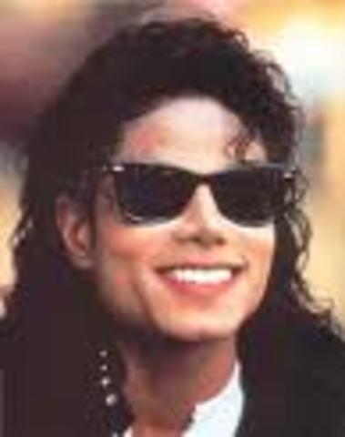 The king of pop passes away. (sob)