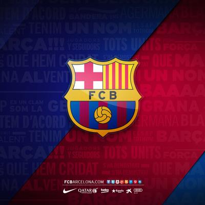 History Barcelona FC timeline