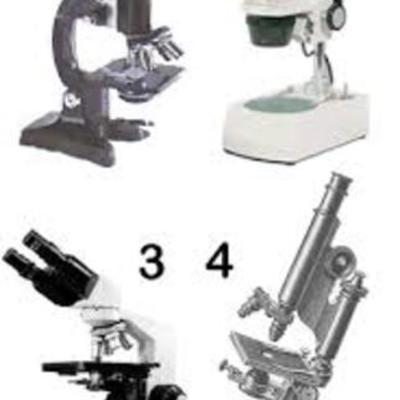 Microscope Timeline