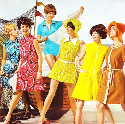 fashion fads of the 1960s timeline timetoast timelines
