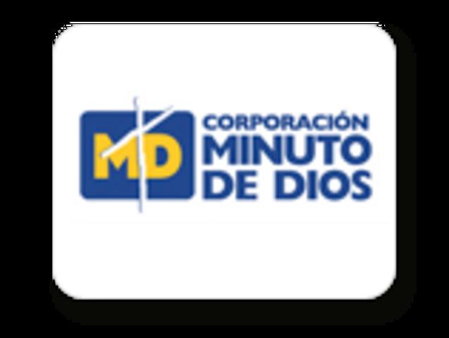 Inicio de la Corporación El Minuto de Dios