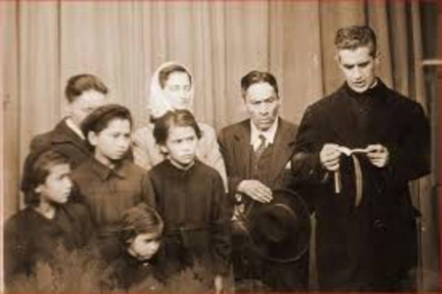 Evangelización de la Motilonia