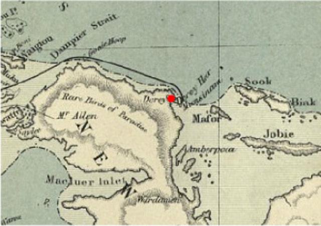 Dorey, New Guinea