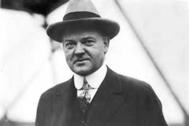 Fact 1 about Herbert Hoover!