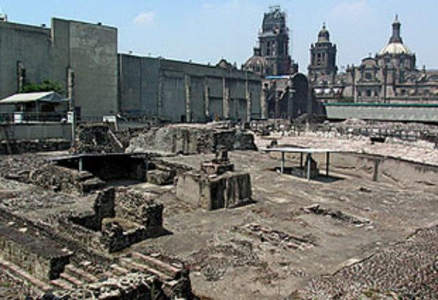 FUNDACIÓN DE LA CIUDAD DE MÉXICO