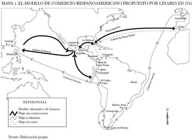 TRÁFICO COMERCIAL NUEVA ESPAÑA - FILIPINAS