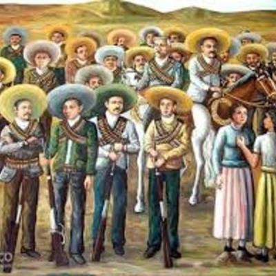 ANALISIS GEOECONOMICO POLITICO Y SOCIAL DE MEXICO timeline
