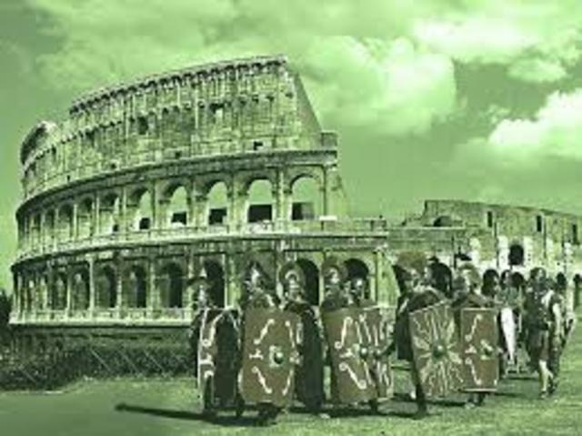 SIGLO ll a.c  ROMA Y GRECIA