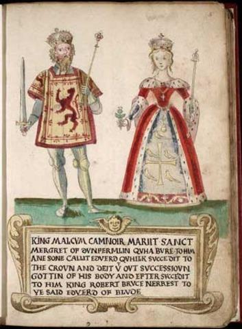 Married Malcolm III