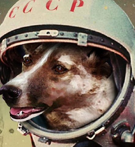 Laika og Sputnik 2