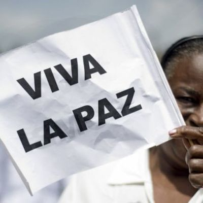 Historia de los procesos de paz en Colombia timeline