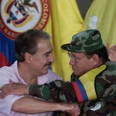 PROCESOS DE PAZ EN COLOMBIA - CAMILO LOPEZ timeline