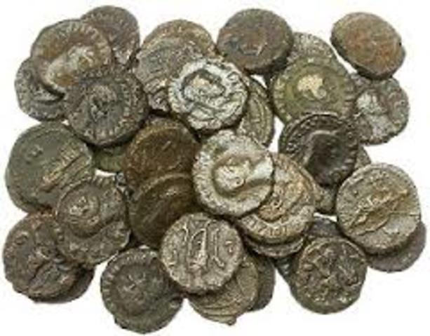 Roman Coins Facts For Kids