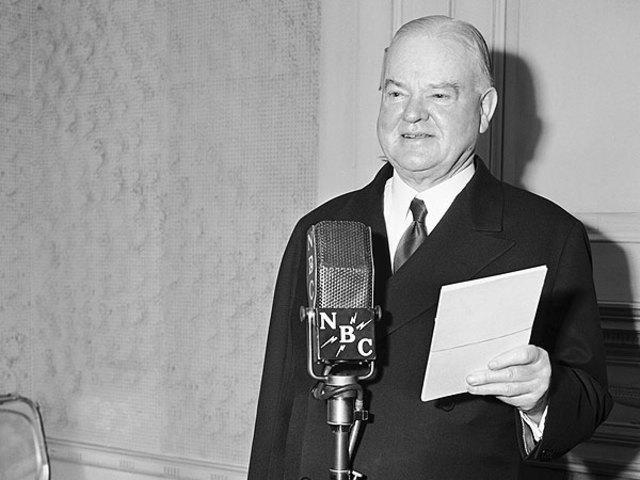 Fact 3 about Herbert Hoover