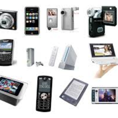 History of Digital Devices timeline