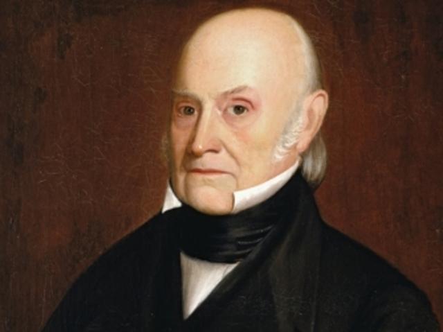 John Quincy Admas