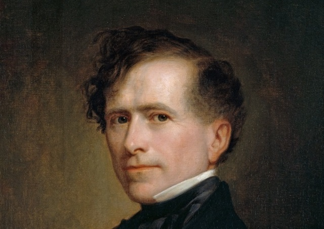 Franklin Pierce elected President