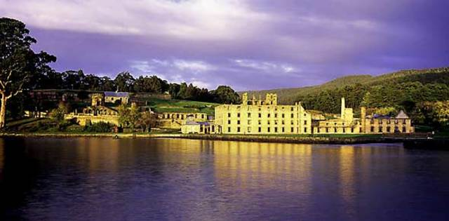 Port Arthur Prison closed down