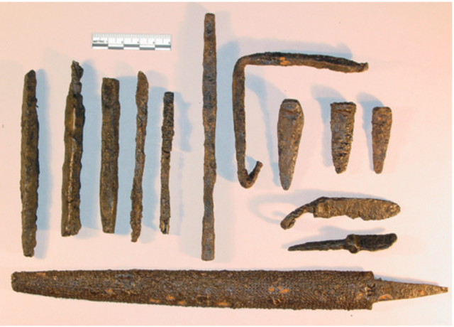Hittites Weapons And Tools Mesopotamian Invention...